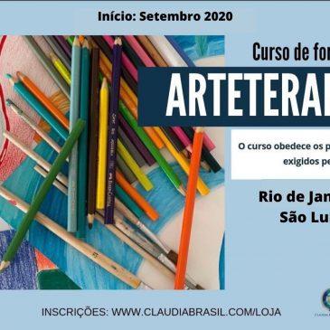 Formação em Arteterapia Claudia Brasil