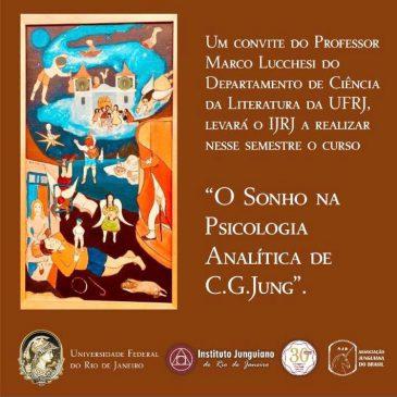 """""""O Sonho na Psicologia Analítica de C. G. Jung"""" –  Parceria UFRJ"""